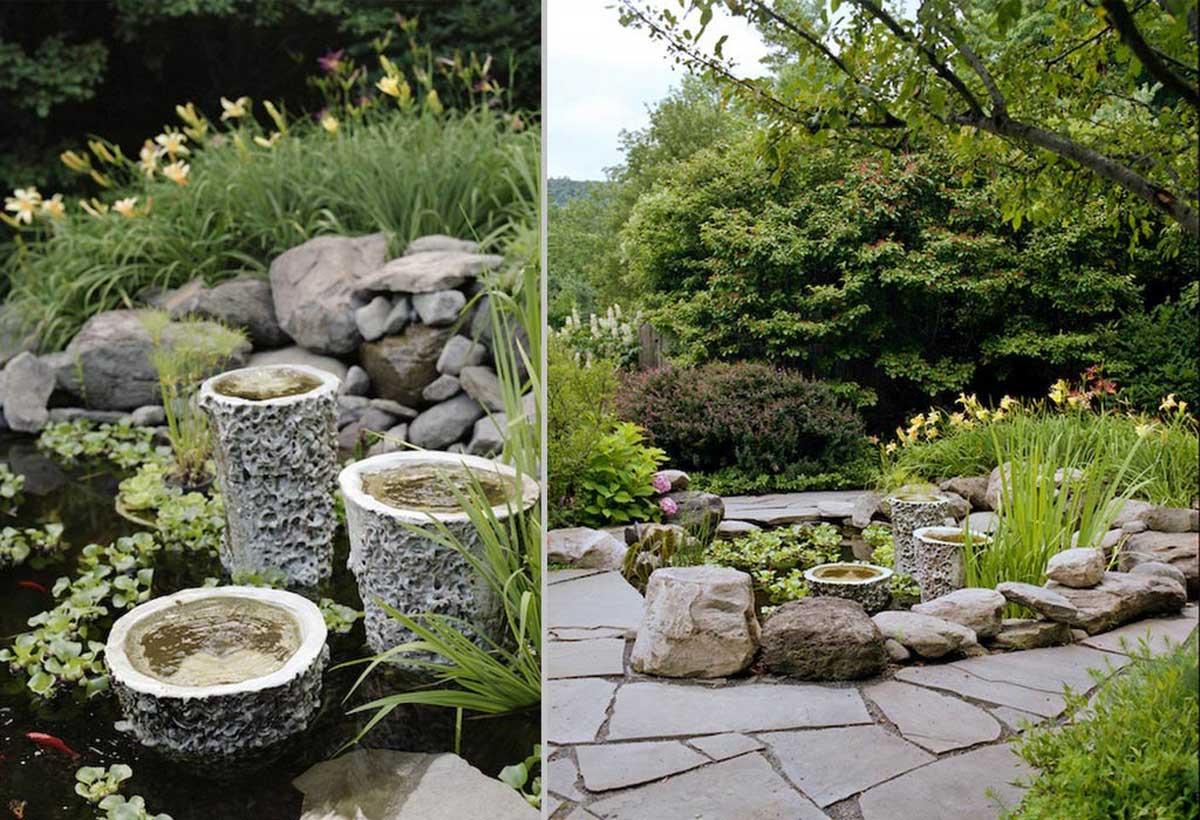 piatra pentru decoratiuni si alei de gradina